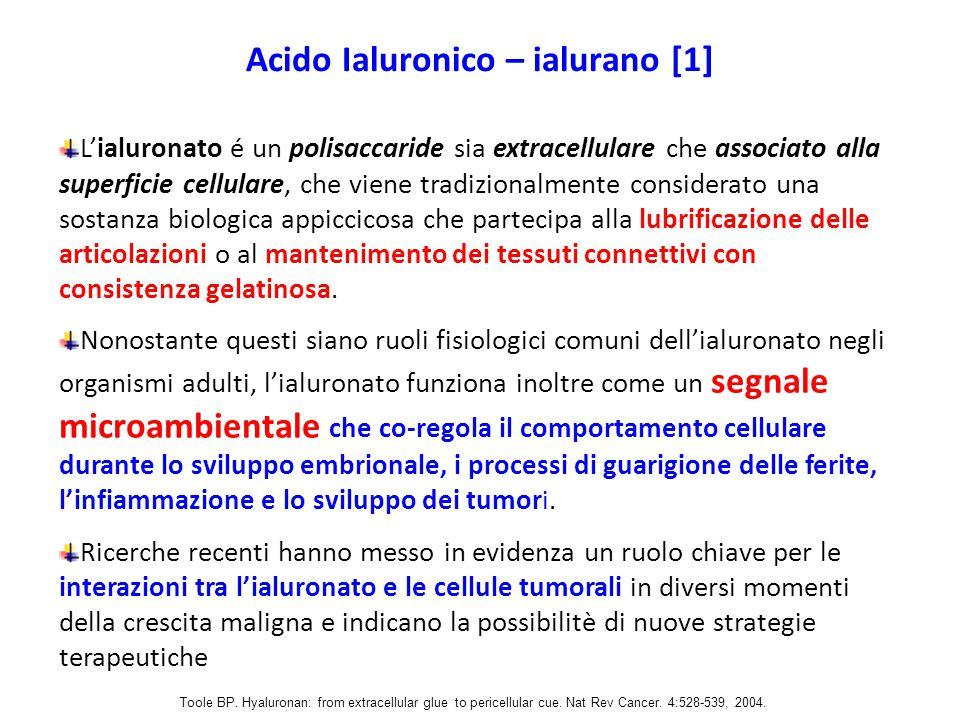 Acido Ialuronico – ialurano [1]